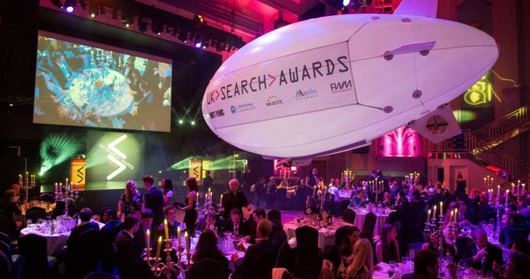 Sam Charles shortlisted for Young Search Professional at the 2016 UK Search Awards