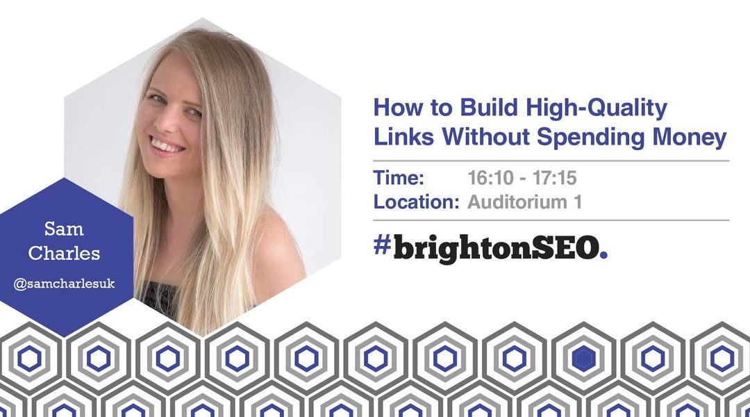 BrightonSEO 2017 Presentation Slides – How to Incentives Bloggers Without Buying Links