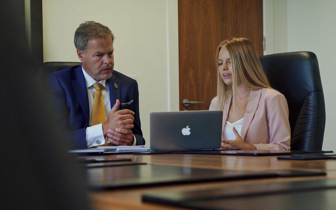 Business Mentoring Session with Peter Jones: How To Grow Your Business