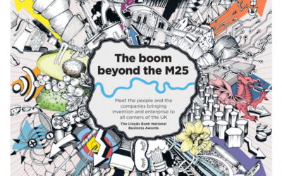 Did You Spot Float Digital in The Times!?: The Boom Beyond the M25